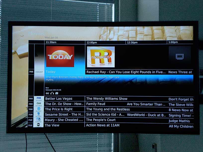 iBLAKESTUDIO | TV Overlay System